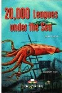 20000 LEAGUES UNDER+GLOSSARY+CD EXPRESS PUBLISHING