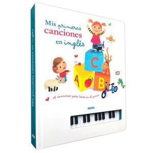 PRIMERAS CANCIONES INGLES.PIANO.