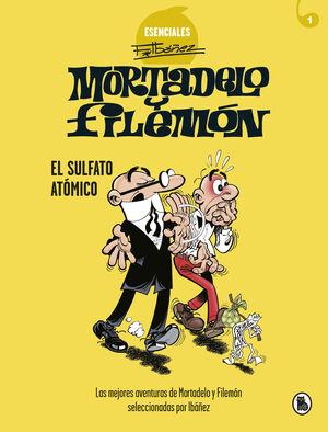 EL SULFATO ATÓMICO (ESENCIALES F.IBAÑEZ 1)