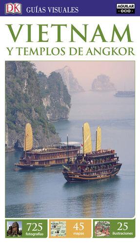 VIETNAM Y LOS TEMPLOS DE ANGKOR (GUÍAS VISUALES)