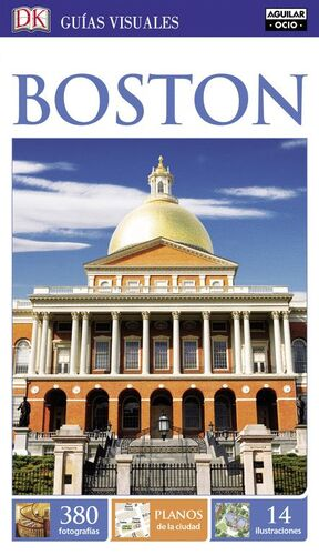 BOSTON GUIA VISUAL 2016