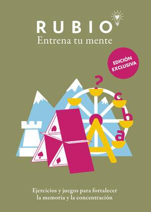 EJERCICIOS Y JUEGOS PARA FORTALECER LA MEMORIA Y LA CONCENTRACIÓN (EDICIÓN EXCLU