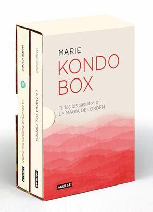 TODOS LOS SECRETOS DEL MTODO KONMARI (BOX)