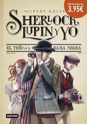 SHERLOCK 1. EL TRIO DE LA DAMA NEGRA 3,9