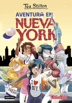 TS 6N. AVENTURA EN NUEVA YORK