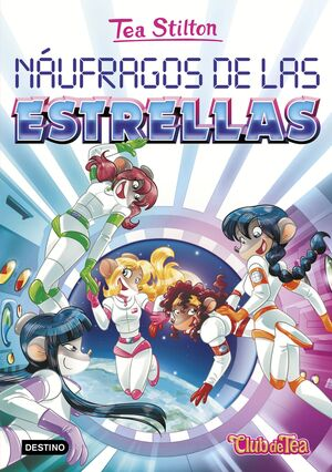 TS 8N. NAUFRAGOS DE LAS ESTRELLAS