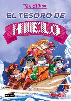 TS 7N. EL TESORO DE HIELO