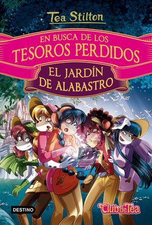 TS.EN BUSCA DE TESOROS PERDIDOS 1. JARDI