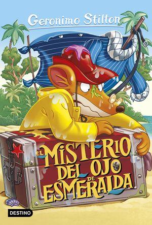 GS 33N. EL MISTERIO DEL OJO DE ESMERALDA