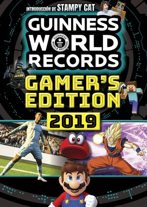 GUINNESS WORLD RECORDS 2019 GAMER´S EDITION