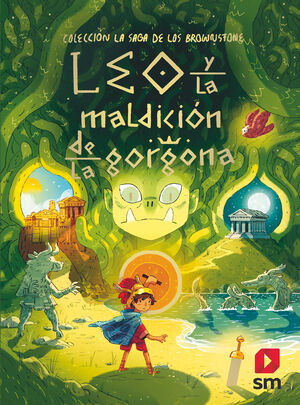 SAGA BROWNSTONE LEO Y MALDICION GORGONA