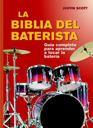 LA BIBLIA DEL BATERISTA