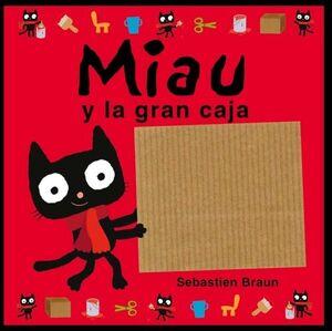 MIAU Y LA GRAN CAJA