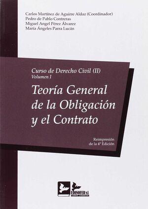 CURSO DERECHO CIVIL II-VOLUMEN I