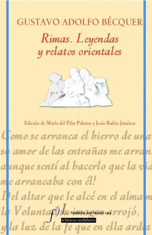 RIMAS. LEYENDAS Y RELATOS ORIENTALES
