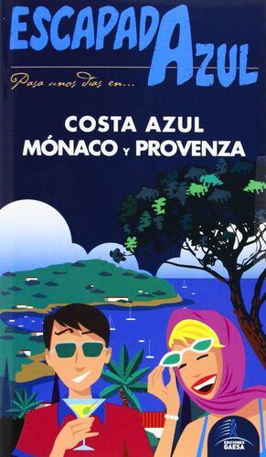 COSTA AZUL, MONACO Y PROVENZA   ESCAPADA AZUL