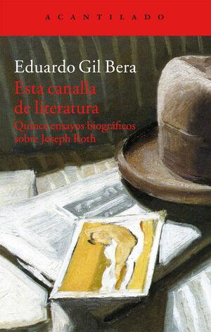 ESTA CANALLA DE LITERATURA