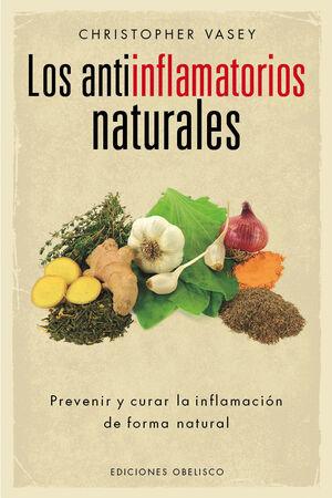 LOS ANTIINFLAMATORIOS NATURALES