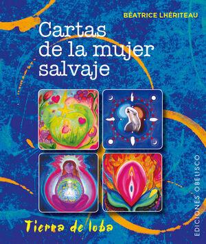 CARTAS DE LA MUJER SALVAJE + BARAJA