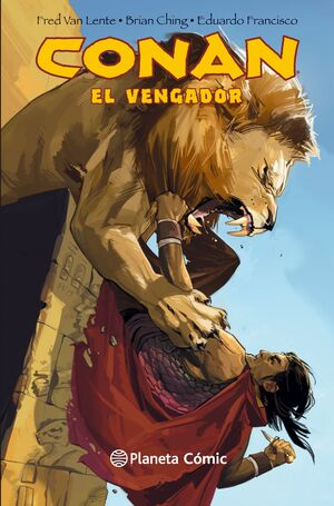 CONAN EL VENGADOR Nº 01/04
