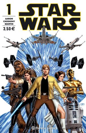 STAR WARS Nº 01/64 (ESTÁNDAR)