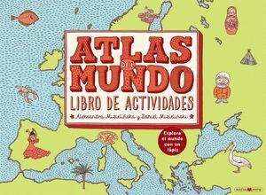 ATLAS. LIBRO DE ACTIVIDADES