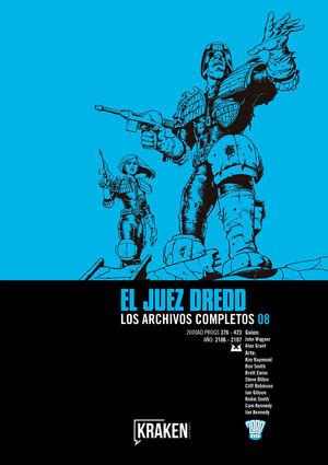 JUEZ DREDD. LOS ARCHIVOS COMPLETOS 08