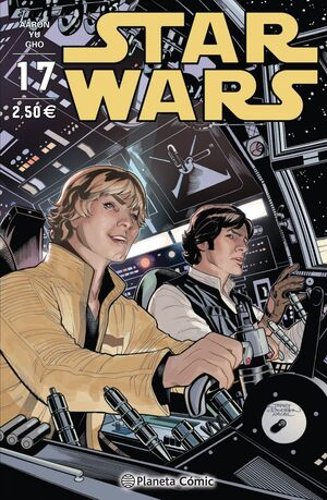 STAR WARS Nº 17/64