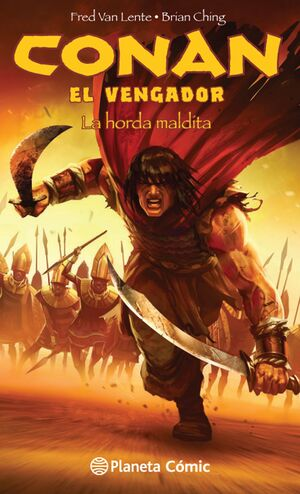 CONAN EL VENGADOR Nº 02/04