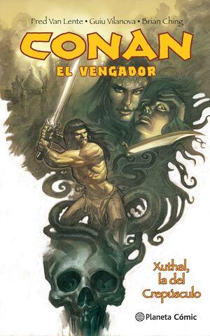 CONAN EL VENGADOR Nº 03/04