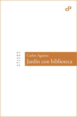 JARDÍN CON BIBLIOTECA