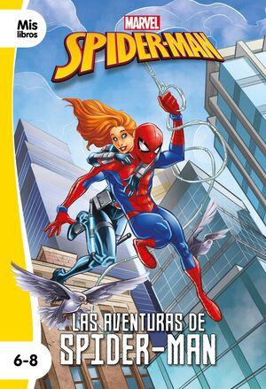 SPIDER-MAN. LAS AVENTURAS DE SPIDER-MAN