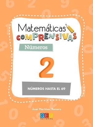 MATEMÁTICAS COMPRENSIVAS. NÚMEROS 2