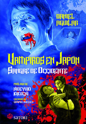 VAMPIROS EN JAPON SANGRE DE OCCIDENTE