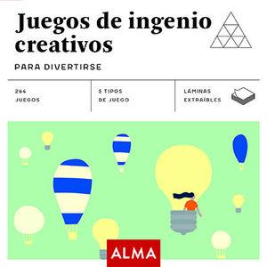 JUEGOS DE INGENIO CREATIVOS