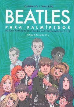 BEATLES PARA PALMIPEDOS