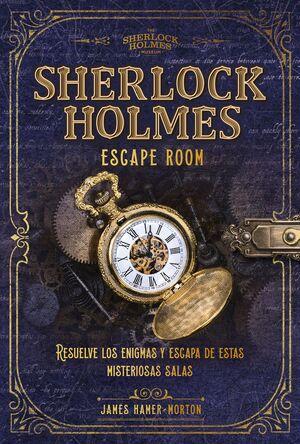 SHERLOCK HOLMES. ESCAPE ROOM