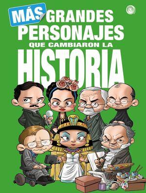 MÁS GRANDES PERSONAJES QUE CAMBIARON LA HISTORIA