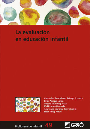 LA EVALUACION EN EDUCACION INFANTIL