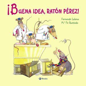 ¡BUENA IDEA, RATÓN PÉREZ! (ÁLBUM)