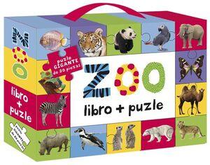 ZOO: LIBRO + PUZLE