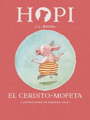 HOPI 5. EL CERDITO-MOFETA