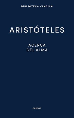 27. ACERCA DEL ALMA