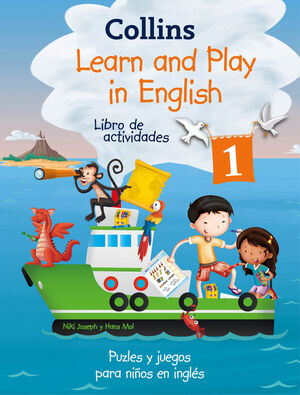 LEARN AND PLAY IN ENGLISH (LEARN AND PLAY)