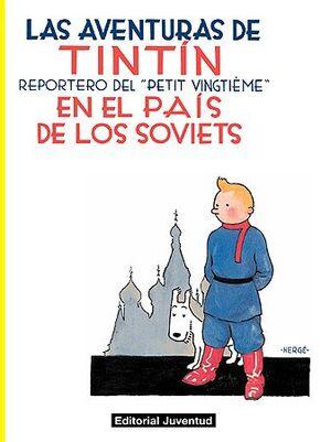 TINTIN EN EL PAIS SOVIETS (CART.1)