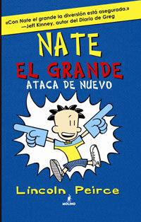 NATE EL GRANDE 2: ATACA DE NUEVO
