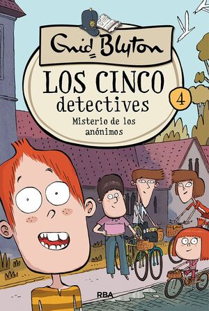 LOS CINCO DETECTIVES