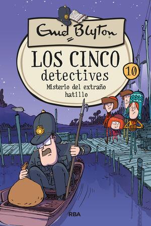 MISTERIO DEL EXTRAÑO HATILLO, EL. LOS CINCO DETECT
