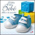 EL LIBRO DEL BEBÉ. (AZUL)