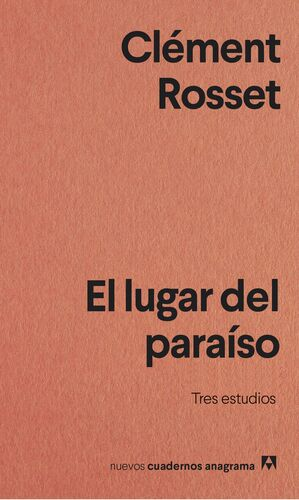 EL LUGAR DEL PARAISO